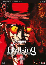 Hellsing - The Complete Series (Eps 01-13) (3 Dvd) DYNIT