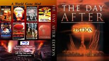 """THE DAY AFTER EDITION - ( BLU-RAY 2 Dvd Set """" of a world gone mad """" )"""
