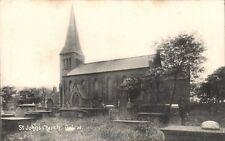 Golcar. St John's Church by S.T.Shaw, Golcar.