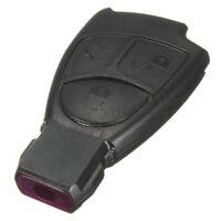 3 Bouton Coque Boîte Clé Télécommande Pour MERCEDES BENZ C E S CLASS SL ML SLK