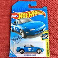 Hot Wheels MAZDA MX 5 Miata Car Toy Sealed Brand NEW