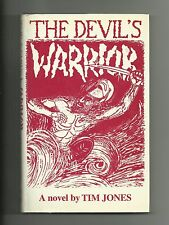 The Devil's Warrior by Tim Jones (Hardback/Dust jacket 1985)
