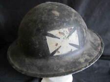 British Home Front Helmet - St Johns Ambulance?