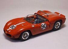 Ferrari Dino 196 SP Nassau 1963 B.Grossman 1:43 Art 090