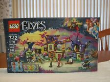 2017 Lego #41185 Elves Magic Rescue From The Goblin Village-New-Factory Sealed