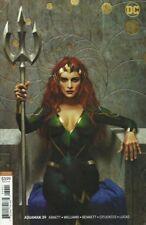 AQUAMAN ISSUE 39 - RARE JOSHUA MIDDLETON MERA VARIANT COVER - DC COMICS