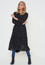 Navy/white spot Denim Hunter Dress Size EUR 44, UK 16 RRP £96