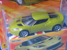 Matchbox Superfast Lotus Evora Light Green Body English Sport Car Toy Model BOB
