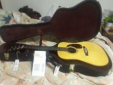 Martin Guitar 175th Anniversary Edition D 28 Madagascar Adirondack Forward X gee