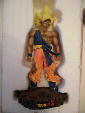 Super Saiyan SS dragon ball Z goku résine statue