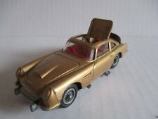 CORGI TOYS 261 James Bond Aston Martin DB5 gold 60er Jahre