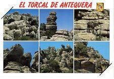 HQ  -  Postcard  neu, new, nuevo  -  Malaga  -  El Torcal de Antequera