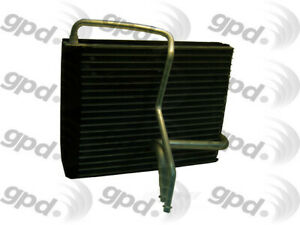 A/C Evaporator Core Front Global 4711396