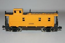 N Scale Atlas 2274 Undecorated Transfer Caboose 1885