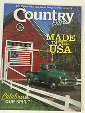 Country EXTRA Magazine For Those Who Live In or Long for the Country  JULY 2009