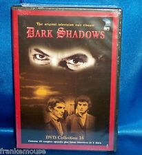 NEW RARE OOP DARK SHADOWS DVD COLLECTION 16 CULT TV 40 EPISODES 4 DISC DVD SET