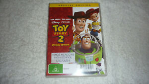 Toy Story 2 - Special Edition - Ex Rental DVD - R4