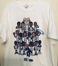 Tykes  XL t-shirt UNC Tar Heels 2017-2018 Basketball Team