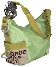George Gina & Lucy 'Ladykiller' Seaweed Green Nylon Shoulder Bag, Germany