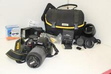 Nikon D5100 Camera w/Many Extras Included in Nikon Bag!