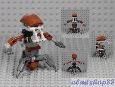 "LEGO Star Wars - Destroyer Droideka Vintage MTT ""Copper"" Minifigure 7662 7877"
