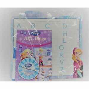 Disney Frozen Educational Value Set - Reading, Writing, Counting