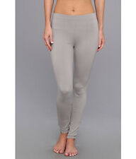 HUE Extra Small Metal Sleek Ponte Skimmer Leggings NWT (Location 860A-74)
