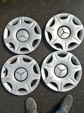 Mercedes W210 Orginal Radkappen