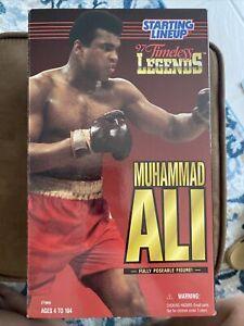 "1997 Starting Lineup Muhammad Ali 97 Timeless Legends 12"" Boxing Figure"
