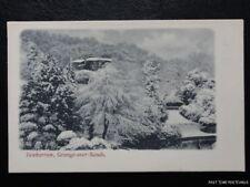 c1908 (Mint) - Yewbarrow - Grange over Sands - A snowy scene