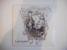 LOKI STARFISH : LOVE LIKE BANNERS [ CD ALBUM PROMO NEUF PORT GRATUIT ]