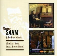 DOUG SAHM - JUKE BOX MUSIC/LAST REAL TEXAS BLUES BAND USED - VERY GOOD CD