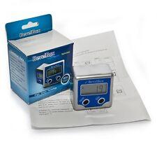 IP54 Digital Bisel Caja Inclinometro Angle Calibre Transportador 12 Meses De Garantía