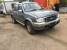 2006 FORD RANGER 4x4 Double Cab 2.5 T/D COMPLETE MANUAL GEARBOX & TRANSFER BOX