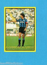 VALLARDI-CAMPIONISSIMI CALCIO EUROPEO 1988-Figurina n.74- ALTOBELLI -Rec