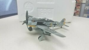 """Armour Collection 1:48 Diecast Aircraft FW-190 Focke Wulf """"Wumm"""" Schnell 98032"""