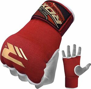 RDX Inner gloves boxing  bandage Small Size RED