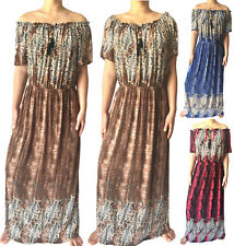 Women Summer Boho Long Maxi Dress Cocktail Evening Party Dresses Beach Sundress