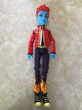 "Monster High 11"" Doll HOLT HYDE SIGNATURE WAVE 1 1ST"