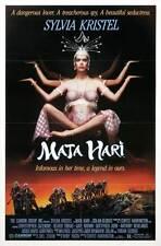 MATA HARI Movie POSTER 27x40 B Sylvia Kristel Christopher Cazenove Oliver Tobias