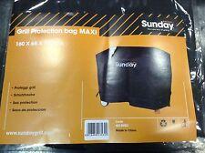 Telo Sacco protezione Barbecue a gas Maxi 160x68x110 Sunday Grill 4015003