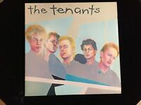 THE TENANTS Self-Titled LP 1983 Epic Records Vinyl Album BFE38671 Promo EX