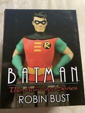 🔥DC Collectibles Robin Bust Statue Batman The Animated Harley Quinn Joker BTAS
