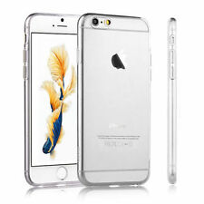 Ultra Thin Transparent Clear Silicone Gel Case Cover For Apple iPhone 6 6s