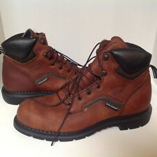 New! Red Wing Mens 926 Dyna Force Leather Work Boots Size U.S. 13 B