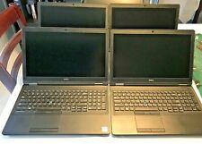New listing Dell Latitude E5570 and E5580 Lot of 5 (Read Description)