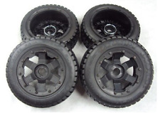 Onroad Front & Rear tyres x 4pcs/set For 1/5 hpi baja 5t rc car parts
