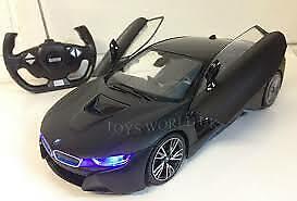 BMW Genuine Model Car Remote Control i8 Coupe Scale 1:14 80442447986