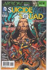 New 52 Suicide Squad 17,18,19,20 1st Printing Harley Quinn! Deadshot Movie