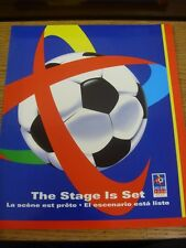 2006 European Championships: England 2006 - The Stage Is Set, Promotional Bookle